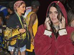 Kendall Jenner parties at the Coachella Festival in California\n\nPictured: Kendall Jenner\nRef: SPL1265732  160416  \nPicture by: Pap Nation / Splash News\n\nSplash News and Pictures\nLos Angeles: 310-821-2666\nNew York: 212-619-2666\nLondon: 870-934-2666\nphotodesk@splashnews.com\n