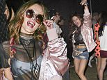 Bella Thorne parties at the Coachella Festival in California\n\nPictured: Bella Thorne\nRef: SPL1265730  160416  \nPicture by: Pap Nation / Splash News\n\nSplash News and Pictures\nLos Angeles: 310-821-2666\nNew York: 212-619-2666\nLondon: 870-934-2666\nphotodesk@splashnews.com\n