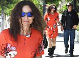 Picture Shows: Minnie Driver, Neville Wakefield\n\nApril 15, 2016\n\nCouple Minnie Driver and Neville Wakefield are spotted out for a stroll in West Hollywood, California. The pair could be seen holding hands as they made their way down the street.\n\nExclusive All Rounder\nUK RIGHTS ONLY\n\nPictures by : FameFlynet UK © 2016\nTel : +44 (0)20 3551 5049\nEmail : info@fameflynet.uk.com