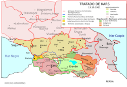 Tratado de Kars 1921 - Territorios disputados.png