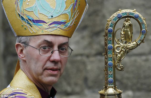 Justin Welby said that remarks on Church schools in which he suggested radical changes were on the way should not 'be seen as revealing any changes nor dissenting from current policy'