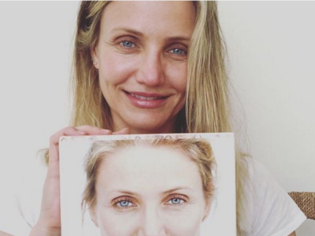 cameron diaz the longevity book ageing instagram picture.PNG