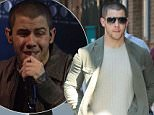 Picture Shows: Nick Jonas  April 17, 2016\n \n Musician and actor Nick Jonas was spotted out and about with his security team in New York City, New York. \n \n Nick made an appearance on 'Saturday Night Live' last night.\n \n Exclusive - All Round\n UK RIGHTS ONLY\n \n Pictures by : FameFlynet UK © 2016\n Tel : +44 (0)20 3551 5049\n Email : info@fameflynet.uk.com