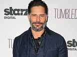 Mandatory Credit: Photo by Chelsea Lauren/WWD/REX/Shutterstock (5579737j)\nJoe Manganiello\n'Tumbledown' film premiere, Los Angeles, America - 01 Feb 2016\n\n