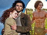Television Programme: Poldark with Eleanor Tomlinson as Demelza and Ross Aidan Turner as Poldark \n\n\n - TX: 26/04/2015 - Episode: n/a (No. 8) - Picture Shows:  Demelza ((ELEANOR TOMLINSON), Ross Poldark (AIDAN TURNER) - (C) Mammoth Screen - Photographer: Mike Hogan