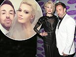 Mandatory Credit: Photo by James Gourley/REX/Shutterstock (5636020ae)\nChloe Jasmine and Stevi Ritchie\n'London's Next Top Model' launch, Britain - 12 Apr 2016\n
