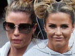 A tired and make up free Katie Price outside ITV Studios Featuring: Katie Price Where: London, United Kingdom When: 19 Apr 2016 Credit: Rocky/WENN.com