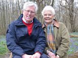 EMBARGOED TO 0001 WEDNESDAY APRIL 20 For use in UK, Ireland or Benelux countries only  Undated BBC handout photo of  Dame Judi Dench with John Craven as she appears in a Countryfile special honouring Shakespeare this weekend. PRESS ASSOCIATION Photo. Issue date: Wednesday April 20, 2016. The popular BBC One show will be marking the 400th anniversary of the death of the famous bard with a programme focusing on his love of the British countryside. See PA story SHOWBIZ Countryfile. Photo credit should read: BBC/PA Wire NOTE TO EDITORS: Not for use more than 21 days after issue. You may use this picture without charge only for the purpose of publicising or reporting on current BBC programming, personnel or other BBC output or activity within 21 days of issue. Any use after that time MUST be cleared through BBC Picture Publicity. Please credit the image to the BBC and any named photographer or independent programme maker, as described in the caption.