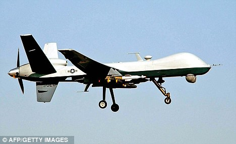 Drone: Iranian forces have shot down as unmanned U.S. spy plane, according to reports from inside the country
