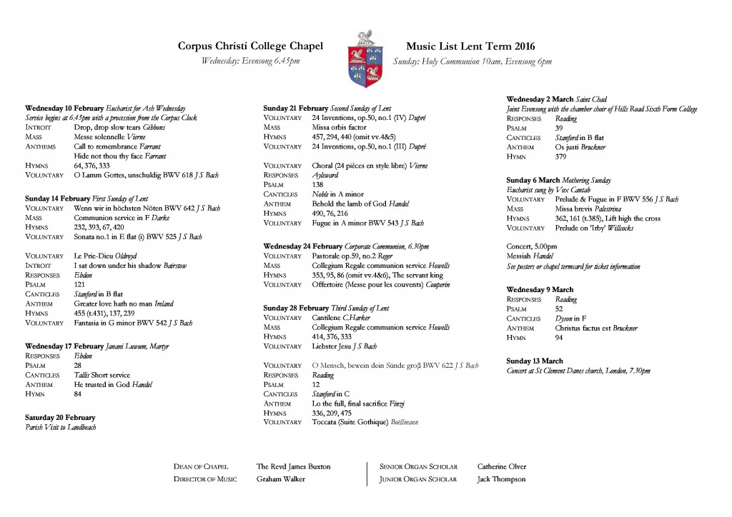 Corpus Lent 2016 Music List-page-1