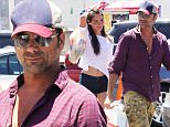19.April.2016 - Studio City - USA\n**EXCLUSIVE ALL ROUND PICTURES**\n*** STRICTLY AVAILABLE FOR UK AND GERMANY USE ONLY ***\nNew couple John Stamos and Caitlin McHugh have a casual Saturday of shopping together in LA. The good looking couple smiled for the cameras on their way back to the car after some shopping at Sports Authority Sporting Goods.\nBYLINE MUST READ : AKM-GSI-XPOSURE\n***UK CLIENTS - PICTURES CONTAINING CHILDREN PLEASE PIXELATE FACE PRIOR TO PUBLICATION ***\n*UK CLIENTS MUST CALL PRIOR TO TV OR ONLINE USAGE PLEASE TELEPHONE 0208 344 2007*\n