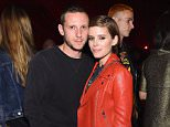 NEW YORK, NY - APRIL 19:  Actors Jamie Bell (L) and Kate Mara attend the Marc Jacobs Eyewear launch of #MJscreamteam celebrating the Spring 2016 Collection on April 19, 2016 in New York City.  (Photo by Jamie McCarthy/Getty Images for Marc Jacobs)
