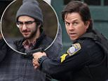 eURN: AD*203543765  Headline: Exclusive... Stars on the set of 'Patriots Day' ***NO WEB USE W/O PRIOR AGREEMENT - CALL FOR PRICING*** Caption: Exclusive... 52028728 Stars spotted on the set of 'Patriots Day' in Boston, Massachusetts on April 19, 2016. Mark Wahlberg has his gun drawn during a pivotal scene where one of the Boston bombers was found hiding in a boat in a back yard. Also spotted on set today was Alex Wolff, who plays the surviving bomber, Dzhokhar Tsarnaev. ***NO WEB USE W/O PRIOR AGREEMENT - CALL FOR PRICING*** FameFlynet, Inc - Beverly Hills, CA, USA - +1 (310) 505-9876 Photographer: Patriot Pics/FAMEFLYNET PICTURES Loaded on 19/04/2016 at 22:41 Copyright:  Provider: Patriot Pics/FAMEFLYNET PICTURES  Properties: RGB JPEG Image (21094K 671K 31.5:1) 2400w x 3000h at 72 x 72 dpi  Routing: DM News : GeneralFeed (Miscellaneous) DM Showbiz : SHOWBIZ (Miscellaneous) DM Online : Online Previews (Miscellaneous), CMS Out (Miscellaneous)  Parking: