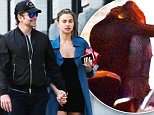 EXCLUSIVE: Bradley Cooper and his girlfriend Irina Shayk out and about in New York April 19, 2016\n\nPictured: Bradley Cooper, Irina Shayk\nRef: SPL1267206  190416   EXCLUSIVE\nPicture by: NIGNY / Splash News\n\nSplash News and Pictures\nLos Angeles: 310-821-2666\nNew York: 212-619-2666\nLondon: 870-934-2666\nphotodesk@splashnews.com\n
