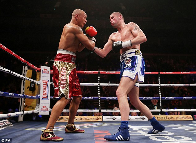 Uppercut: But it's wasn't necessarily the most entertaining of fights