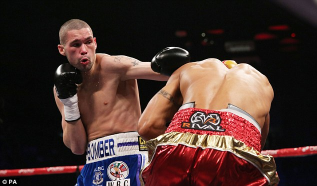 Early lead? Bellew looked as though he'd seen the better of the first half of the fight