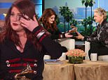 First time Grammy winner MEGHAN TRAINOR joins ¿The Ellen DeGeneres Show¿ on Wednesday, April 20th and performs her latest hit ¿No¿.   Meghan also chats with Ellen about her recent win and while Meghan thought she was still waiting for the Grammy to arrive, Ellen surprised her with her first one! Meghan also announces that she is going on tour and gives away tickets to her upcoming show at the Greek theater.  Plus, Meghan plays ¿Who¿d You Rather¿ with Ellen to help chose her next boyfriend.