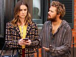 "Jessica Stroup and Finn Jones pictured filming scenes at the Netflix Series ""Ironfist"" in Downtown, Manhattan.\n\nPictured: Finn Jones and Jessica Stroup\nRef: SPL1265082  190416  \nPicture by: Jose Perez / Splash News\n\nSplash News and Pictures\nLos Angeles: 310-821-2666\nNew York: 212-619-2666\nLondon: 870-934-2666\nphotodesk@splashnews.com\n"