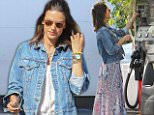 eURN: AD*203533594  Headline: Celebrity Sightings In Los Angeles - April 19, 2016 Caption: LOS ANGELES, CA - APRIL 19: Alessandra Ambrosio is seen on April 19, 2016 in Los Angeles, California.  (Photo by Bauer-Griffin/GC Images) Photographer: Bauer-Griffin  Loaded on 19/04/2016 at 21:03 Copyright:  Provider: GC Images  Properties: RGB JPEG Image (18773K 1609K 11.7:1) 2067w x 3100h at 300 x 300 dpi  Routing: DM News : GroupFeeds (Comms), GeneralFeed (Miscellaneous) DM Showbiz : SHOWBIZ (Miscellaneous) DM Online : Online Previews (Miscellaneous), CMS Out (Miscellaneous)  Parking: