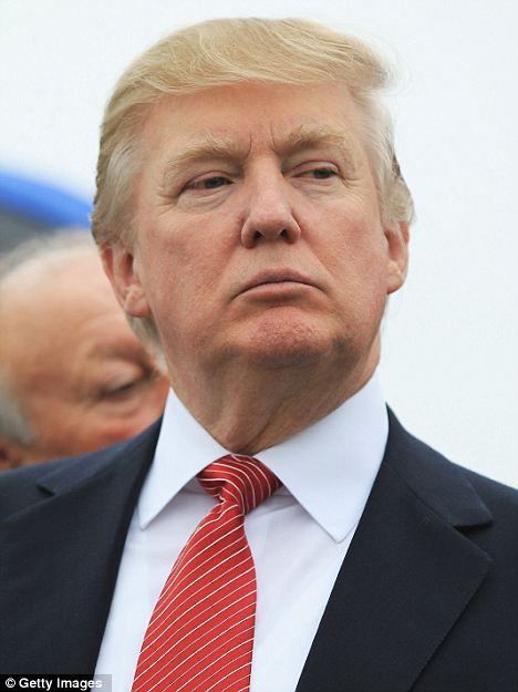 The Donald: Given his battles in the boardroom of The Apprentice, Mr Trump will likely be a commanding- and thoroughly entertaining- moderator