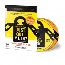 Why Don't They Just Quit METH? Families need help too. (Roundtable Discussion 2-Disc Set includes bonus feature)