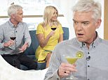 EDITORIAL USE ONLY. NO MERCHANDISING Mandatory Credit: Photo by Ken McKay/ITV/REX/Shutterstock (5658608br) Holly Willoughby and Phillip Schofield 'This Morning' TV show, London, Britain - 21 Apr 2016