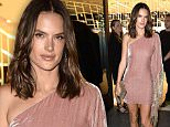 eURN: AD*203787819  Headline: Alessandra Ambrosio looks radiant in blush at the Schutz Shoes party Caption: Beverly Hills, CA - Alessandra Ambrosio looked glowing in a blush off the shoulder dress at the Schutz Shoes party in Beverly Hills. The Victoria Secret angel posed for a few photos outside the event as she was leaving.    AKM-GSI     April 21, 2016 To License These Photos, Please Contact : Steve Ginsburg (310) 505-8447 (323) 423-9397 steve@akmgsi.com sales@akmgsi.com or Maria Buda (917) 242-1505 mbuda@akmgsi.com ginsburgspalyinc@gmail.com Photographer: ALIN  Loaded on 22/04/2016 at 05:11 Copyright:  Provider: All Access/AKM-GSI  Properties: RGB JPEG Image (11672K 849K 13.7:1) 1630w x 2444h at 300 x 300 dpi  Routing: DM News : GeneralFeed (Miscellaneous) DM Showbiz : SHOWBIZ (Miscellaneous) DM Online : Online Previews (Miscellaneous), CMS Out (Miscellaneous)  Parking: