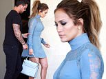 EXCLUSIVE: Jennifer Lopez's bodyguard gets a bit hands on and checks her out as she arrives and leaves a recording studio in Studio City, Ca\n\nPictured: Jennifer Lopez\nRef: SPL1265405  200416   EXCLUSIVE\nPicture by: GoldenEye /London Entertainment \n\nSplash News and Pictures\nLos Angeles: 310-821-2666\nNew York: 212-619-2666\nLondon: 870-934-2666\nphotodesk@splashnews.com\n
