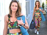 ***Not available for subscribers before 22:00 on 21/04/16 - Fee set at 150 GBP for the set for use before this time*** EXCLUSIVE Former Hollyoaks actress Gemma Merna was spotted in Liverpool heading for a hot yoga class Featuring: Gemma Merna Where: Liverpool, United Kingdom When: 20 Apr 2016 Credit: WENN.com