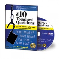 DVD: The 10 Toughest Questions Families and Friends Ask About Addiction and Recovery