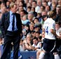 Walking away: Spurs face a fight to keep hold off unsettled star Luka Modric before the transfer window slams shut on Wednesday night