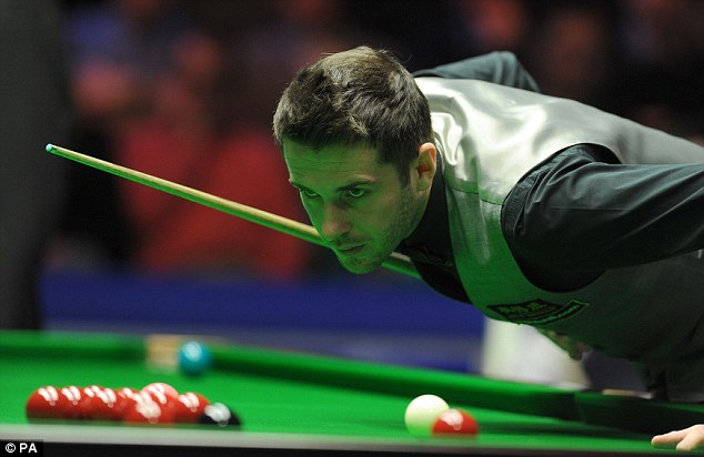 More: Selby will earn an extra £4,000 for the highest break at the tournament if no one matches his maximum