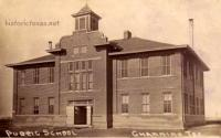 Public School, Channing, Texas early 1900s