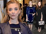 Jourdan Dunn and other celebrities including Daisy Lowe, Rose Leslie and Natalie Dormer attend an event in Mayfair. Jourdan strangely tried to hide in the footwell of a taxi as she left the venue Featuring: Rose Leslie Where: London, United Kingdom When: 21 Apr 2016 Credit: Will Alexander/WENN.com