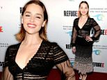 eURN: AD*203783821  Headline: Opening Of REFUGEE Exhibit At Annenberg Space For Photography Caption: CENTURY CITY, CA - APRIL 21:  Actress Emilia Clarke attends the opening of REFUGEE Exhibit at Annenberg Space For Photography on April 21, 2016 in Century City, California.  (Photo by Michael Kovac/Getty Images for Annenberg Foundation) Photographer: Michael Kovac  Loaded on 22/04/2016 at 04:06 Copyright: Getty Images North America Provider: Getty Images for Annenberg Foundation  Properties: RGB JPEG Image (39223K 3369K 11.6:1) 2958w x 4526h at 96 x 96 dpi  Routing: DM News : GroupFeeds (Comms), GeneralFeed (Miscellaneous) DM Showbiz : SHOWBIZ (Miscellaneous) DM Online : Online Previews (Paper Pix), CMS Out (Miscellaneous)  Parking: