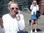 Dakota Fanning seen out and about in New York City.\n\nPictured: Dakota Fanning\nRef: SPL1268360  210416  \nPicture by: Splash News\n\nSplash News and Pictures\nLos Angeles: 310-821-2666\nNew York: 212-619-2666\nLondon: 870-934-2666\nphotodesk@splashnews.com\n