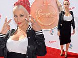 Pictured: Christina Aguilera\nMandatory Credit © Gilbert Flores/Broadimage\nìThe Voiceî Karaoke for Charity Red Carpet\n\n4/21/16, Hollywood, CA, United States of America\n\nBroadimage Newswire\nLos Angeles 1+  (310) 301-1027\nNew York      1+  (646) 827-9134\nsales@broadimage.com\nhttp://www.broadimage.com