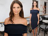 WEST HOLLYWOOD, CA - APRIL 20:  Emily Ratajkowski attends Glamour's Game Changers Lunch hosted by Editor-in-Chief Cindi Leive & Zendaya at AU FUDGE on April 20, 2016 in West Hollywood, California.  (Photo by Stefanie Keenan/Getty Images for Glamour)
