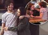 EXCLUSIVE: **PREMIUM EXCLUSIVE RATES APPLY** Louis Tomlinson And Danielle Campbell Take A Smoke Break As They Dine At The Belmont in West Hollywood\n\nPictured: Louis Tomlinson And Danielle Campbell\nRef: SPL1267471  200416   EXCLUSIVE\nPicture by: Splash News\n\nSplash News and Pictures\nLos Angeles: 310-821-2666\nNew York: 212-619-2666\nLondon: 870-934-2666\nphotodesk@splashnews.com\n