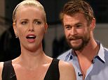 Chat show host James Corden was joined by the cast of the new film ¿The Huntsman: Winter¿s War¿ Charlize Theron, Chris Hemsworth, Emily Blunt and Jessica Chastain. Before the show began Corden paid tribute to Prince.