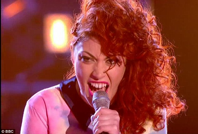Jessica transformed her song choice into a truly unique, and very her, performance