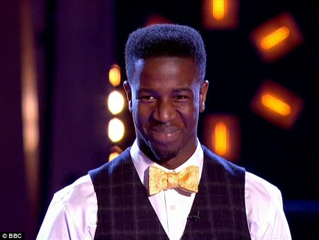Jermain proved to be the vocal powerhouse of the show with his range