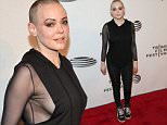 """NEW YORK, NY - APRIL 22:  Rose McGowan attends the screening of """"SHOT! The Psycho-Spiritual Mantra of Rock"""" during the 2016 Tribeca Film Festival held at Spring Studios on April 22, 2016 in New York City.  (Photo by Brent N. Clarke/FilmMagic)"""