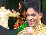 Prince brings Kim Kardashian on stage while he performs at Madison Square Garden during his 'Welcome 2 America' Tour in NYC.\n\nPictured: Prince and Kim Kardashian\n\nRef: SPL246594  070211  \nPicture by: Richie Buxo / Splash News\n\nSplash News and Pictures\nLos Angeles:\t310-821-2666\nNew York:\t212-619-2666\nLondon:\t870-934-2666\nphotodesk@splashnews.com\n