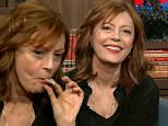 NEW YORK, NEW YORK: April 21, 2016 Watch What Happens Live: \nActors Susan Sarandon and Rose Byrne visit with Andy.\nBravo network executive Andy Cohen discusses pop culture topics with celebrities and reality show personalities. \n