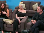 LOS ANGELES, CA: April 22, 2016 ? The Mother/Daughter Experiment Courtney's husband comes to the house for therapy and Dr. Debbie tries to get the truth. In therapy, Karen confronts Kim for calling her daughter a bully. Six mother/daughter pairs will air all their dirty laundry to repair their broken relationships. Emotions run high as therapist Dr. Debbie Magids guides them through explosive therapy and intense exercises to move past their differences and rebuild their bonds. Will this experience bring out the best or worst in these mothers and daughters? Is this a new beginning or the beginning of the end of these famous relationships?