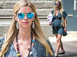 **NO FRANCE** New York, NY - Pregnant Nicky Hilton steps out to get a fresh bouquet of flowers for her New York apartment.  Nicky looked cute in a blue floral print romper to match her mirrored Dior sunglasses.\n**NO FRANCE**\nAKM-GSI          April 22, 2016\nTo License These Photos, Please Contact :\nSteve Ginsburg\n(310) 505-8447\n(323) 423-9397\nsteve@akmgsi.com\nsales@akmgsi.com\nor\nMaria Buda\n(917) 242-1505\nmbuda@akmgsi.com\nginsburgspalyinc@gmail.com