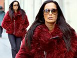 Padma Lakshmi was spotted out and about wearing a big fur coat in New York City.\n\nPictured: Padma Lakshmi\nRef: SPL1267681  220416  \nPicture by: Sharpshooter Images / Splash\n\nSplash News and Pictures\nLos Angeles: 310-821-2666\nNew York: 212-619-2666\nLondon: 870-934-2666\nphotodesk@splashnews.com\n