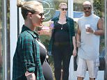 Exclusive... 52031502 Comedian Eddie Murphy and his pregnant girlfriend Paige Butcher stop by Coffee Bean in Studio City, California on April 22, 2016. Eddie was even kind enough to open the car door for Paige. FameFlynet, Inc - Beverly Hills, CA, USA - +1 (310) 505-9876