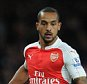 LONDON, ENGLAND - APRIL 21:  Theo Walcott of Arsenal during the Barclays Premier League match between Arsenal and West Bromwich Albion at Emirates Stadium on April 21st, 2016 in London, England  (Photo by David Price/Arsenal FC via Getty Images)